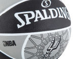 SPALDING NBA San Antonio Spurs Basketball - Size 7 5