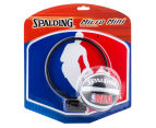 SPALDING NBA Logoman Micro-Mini Basketball Set 6