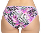 Bonds Women's Hipster Bikini 2-Pack - Mint/Optic Bloom 5