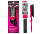 Revlon Volumizer Thermal & Teasing Brush Set - Randomly Selected 2