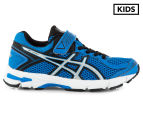 ASICS Pre-School Kids' GT-1000 4 PS Shoe - Electric Blue/Silver/Black 1