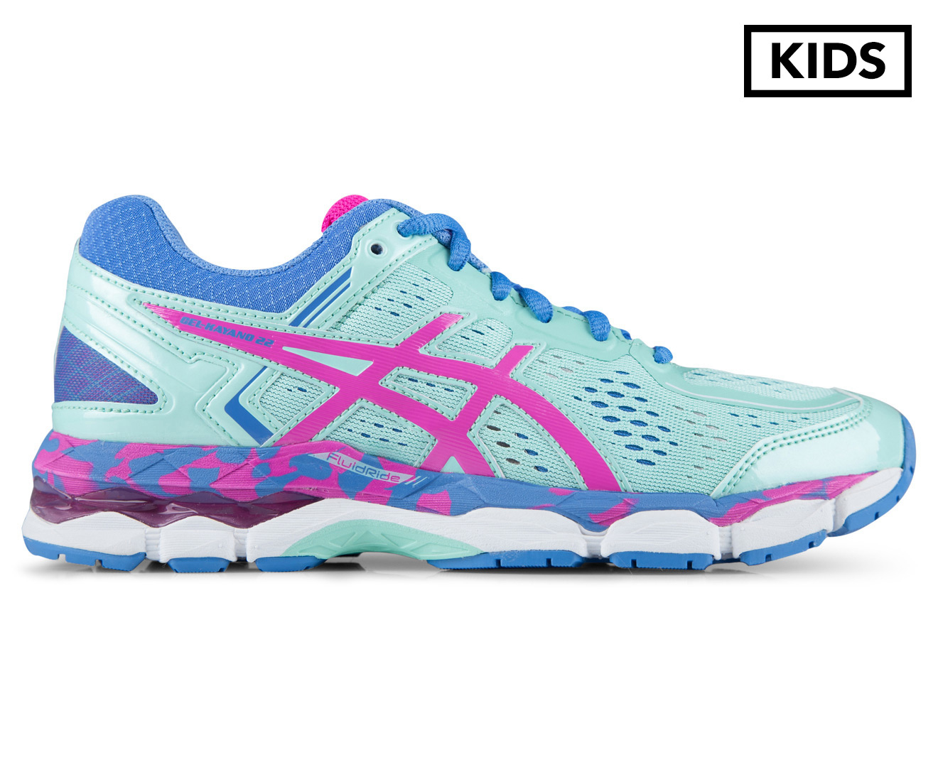 asics kayano 22 kids