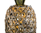 Metal Decor Pineapple 4