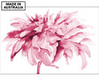 Fairy Floss Pink 90x59cm Canvas Wall Art 1