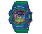 Casio G-Shock Men's 53mm GA400-2A Duo Watch - Blue/Green 1