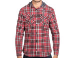 Globe Men's Alford Shirt - Pompeian Red 2
