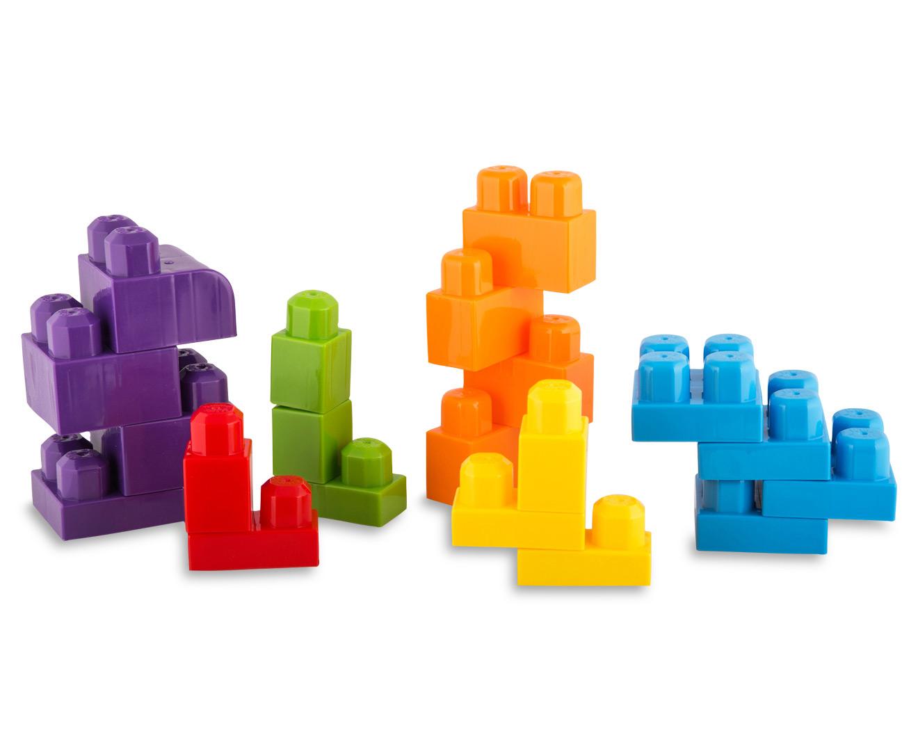 Building Blocks Plastic Stick Together