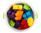 Crayola Kids At Work 25Pc Building Blocks 3