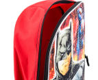 DC Comics Batman Vs Superman 40cm Backpack w/ BONUS Lunch Bag 6