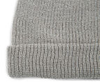 Globe Halladay Beanie - Grey 4