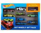 Hot Wheels Gift Pack w/ 9 Assorted Cars 1