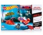 Hot Wheels Marvel Spidey's Speed Drop Track Set 1