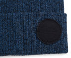 Globe Expedition Beanie - Blue 5