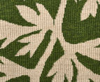 Tea Leaves 320x230cm UV Treated Indoor/Outdoor Rug - Green 5