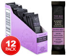 12 x The Bar Counter Blueberry, Almond & White Chocolate Bars 40g 1
