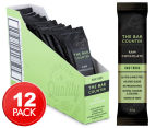 12 x The Bar Counter Raw Foods Raw Chocolate Bars 40g 1