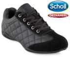 Scholl Women's Quinn Shoe - Black 1