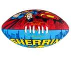 Sherrin Size 3 Football - Superman 2