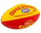 Sherrin Size 3 Splat Football - Gold Coast Suns 4