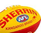 Sherrin Size 3 Splat Football - Gold Coast Suns 5