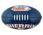 Sherrin Soft Touch 25cm Youth Football - Superman Glow 2