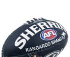 Sherrin Size 2 Lightning Football - Carlton Blues 5