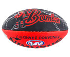 Sherrin Size 2 Lightning Football - Essendon Bombers 3