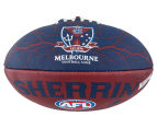 Sherrin Size 2 Lightning Football - Melbourne Demons 1