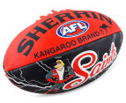 Sherrin Size 2 Lightning Football - St Kilda Saints 4