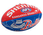 Sherrin Size 2 Lightning Football - Western Bulldogs 4