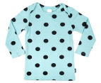 Bonds Baby Stretchies Long Sleeve Print Tee - Spot On 1