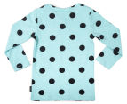 Bonds Baby Stretchies Long Sleeve Print Tee - Spot On 2