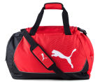 Puma EVOpower Medium Duffel Bag - Red/Black/White 1