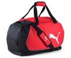 Puma EVOpower Medium Duffel Bag - Red/Black/White 2