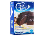 2 x White Wings 97% Fat Free Chocolate Cake Mix 530g 2