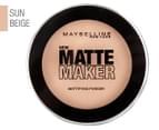 Maybelline Matte Maker All-Day Matte Powder 16g - 50 Sun Beige 1