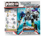 Tranformers Kre-O Micro Changers Combiners - Decepticon Bruticus 1