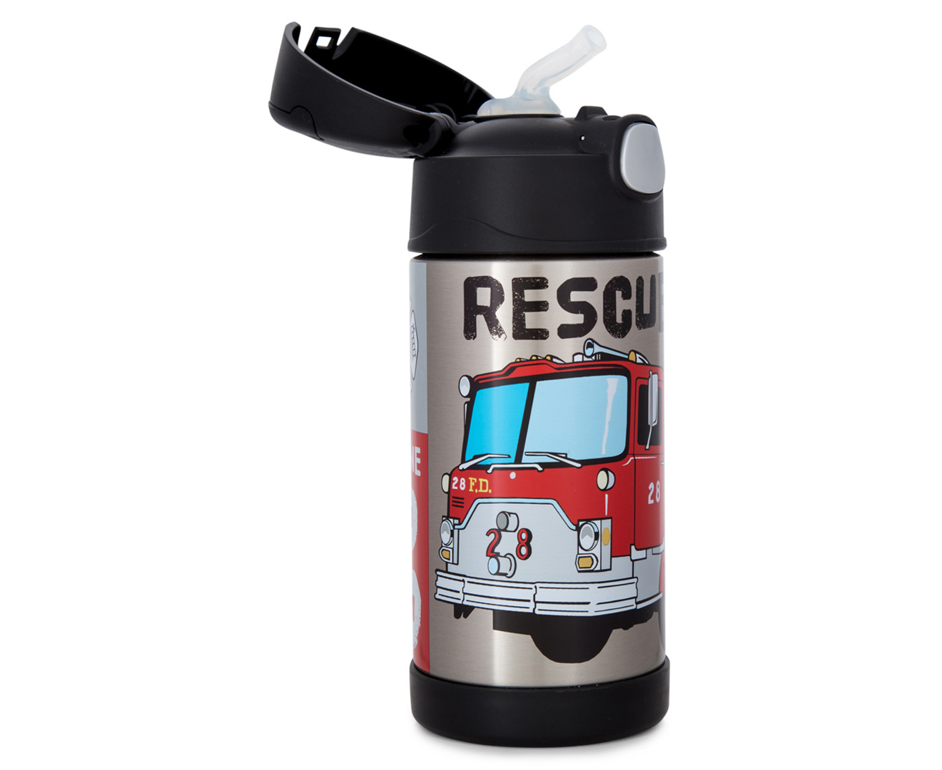 Thermos 355ml Funtainer Vacuum Insulated Stainless Steel
