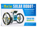 14-in-1 Solar Robot Educational Kit 1