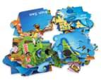 Map of Australia Jumbo Floor Puzzle 3