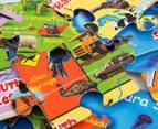 Map of Australia Jumbo Floor Puzzle 4