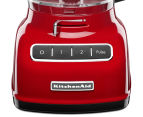 KitchenAid KFP0933 Food Processor REFURB - Empire Red 3