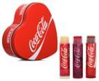 Lip Smacker Coca-Cola Flavoured 3Pc Lip Balm Collection 12g 1