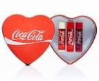 Lip Smacker Coca-Cola Flavoured 3Pc Lip Balm Collection 12g 2