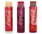 Lip Smacker Coca-Cola Flavoured 3Pc Lip Balm Collection 12g 3