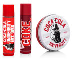 Lip Smacker Coca-Cola Flavoured 3Pc Lip Gloss Classroom Collection 17g 4