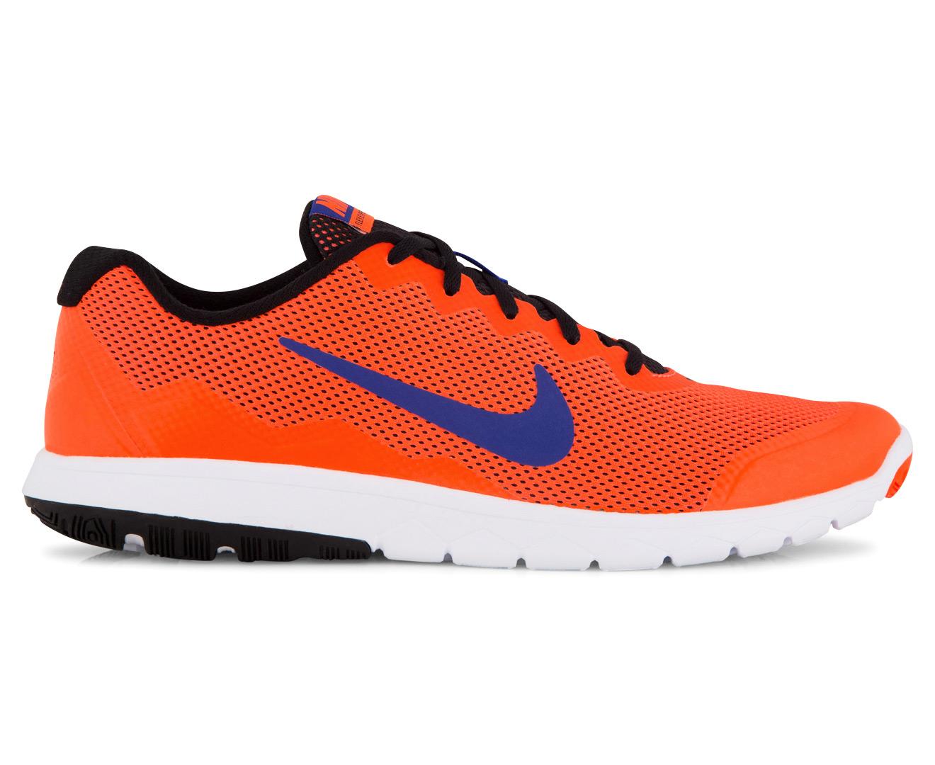 a09e147a2de3 Nike Men s Flex Experience RN4 Shoe - Total Crimson Concord Black-White