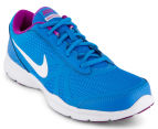 Nike Women's Core Motion TR 2 Mesh Shoe - Photo Blue/White/Hyper Violet 2