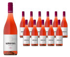12 x Kiwiana Hawkes Bay NZ Rosé 2014 750mL 1