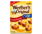 10 x Werther's Original Cream Candies 42g 2